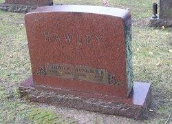 Florence R <i>Schuchmeilski</i> Hawley