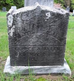 George A. Allen