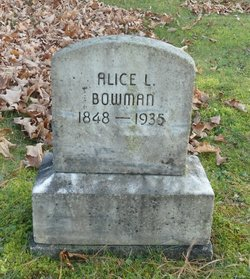 Alice <i>Lloyd</i> Bowman