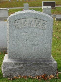 John W. Fickies
