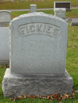 Martha <i>Locke</i> Fickies