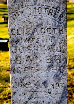 Elizabeth <i>Stump</i> Baker