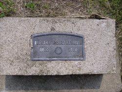 Bessie Bertha Morgenthaler