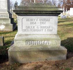 Henry F. Duncan
