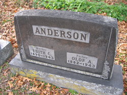 Olaf A. Anderson