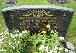 Jakob Edvard Kristiansen