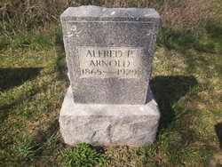 Alfred P. Arnold