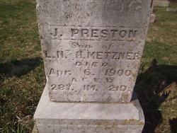 John Preston Metzner