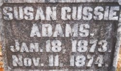 Susan Cussie Adams
