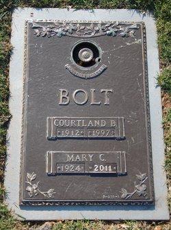 Courtland Beecher Bolt