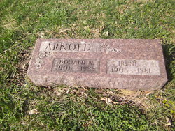 Donald W. Arnold