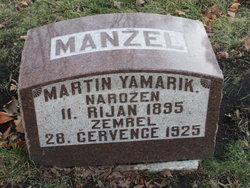 Martin Yamarik