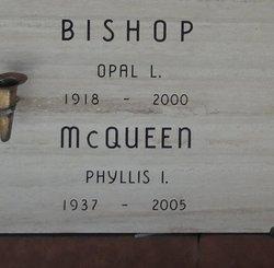 Opal L Bishop