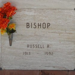 Russell R Bishop