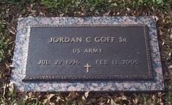Jordan C. <i>J.C.</i> Goff, Sr