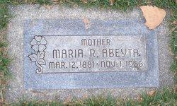 Rumalda Maria <i>Tapia</i> Abeyta