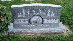 Stephen Frank Hyde