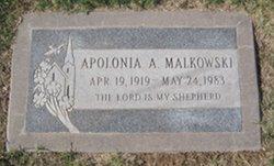 Apolonia A. Malkowski
