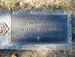 Dorothea Dale Dorothy Brown