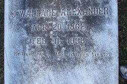 James Wallace Alexander
