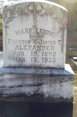 Mark Leigh Alexander