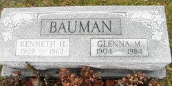 Glenna M. <i>Dickson</i> Bauman