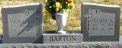 Sylvia Elsie <i>Morgan</i> Barton