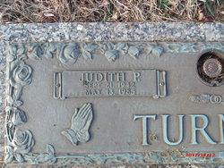 Judith Anne Judy <i>Parrish</i> Turner