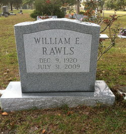 William Eugene Bill Rawls