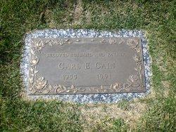 Carl E Cain