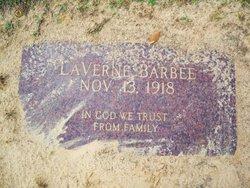Jessie Laverne <i>Talmadge</i> Barbee