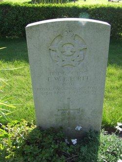 Capt Edward William Ronald Fortt