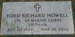 Ford Richard Howell