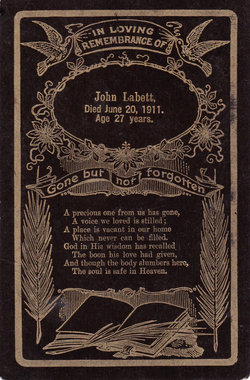 John Labott, Jr