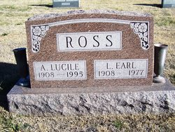 A Lucile <i>Pinkston</i> Ross