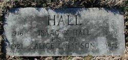 Isaac Wallace Hall