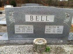 Ruth <i>Whitener</i> Bell
