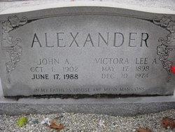 Victoria Lee <i>Abercrombie</i> Alexander