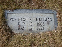 Roy Dexter Holliman