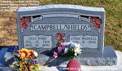 Lela <i>Ward</i> Campbell