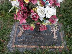 Edward Leo Lee Adams