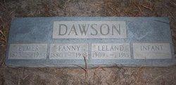 Elmer John Fannie Dawson