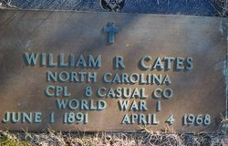 William Roy Cates, Sr