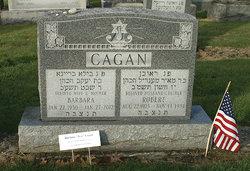 Barbara <i>Katz</i> Cagan