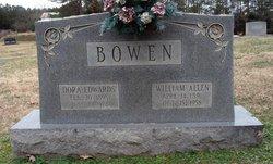 Dora <i>Edwards</i> Bowen