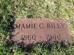 Mary Mamie <i>Gaddis</i> Riley