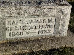 Capt James Monroe Humphrey