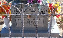 Pamela Sue <i>Ball</i> Barksdale