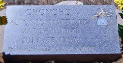 Alfonso Choncho Martinez