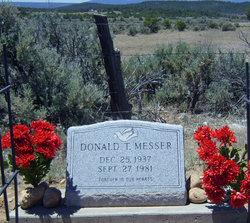 Donald T Messer